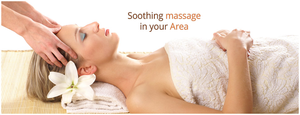 Soothing massage in Athens